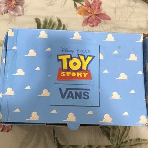 Toy story buzz lite year vans